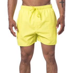 Rip Curl Offset 15'' Volley Szorty plażowe Mężczyźni, żółty